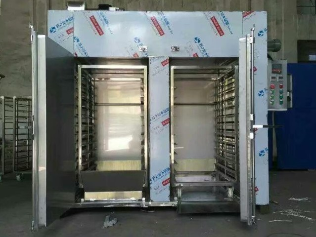 CT-C-I  fruits hot air circulation drying equipment